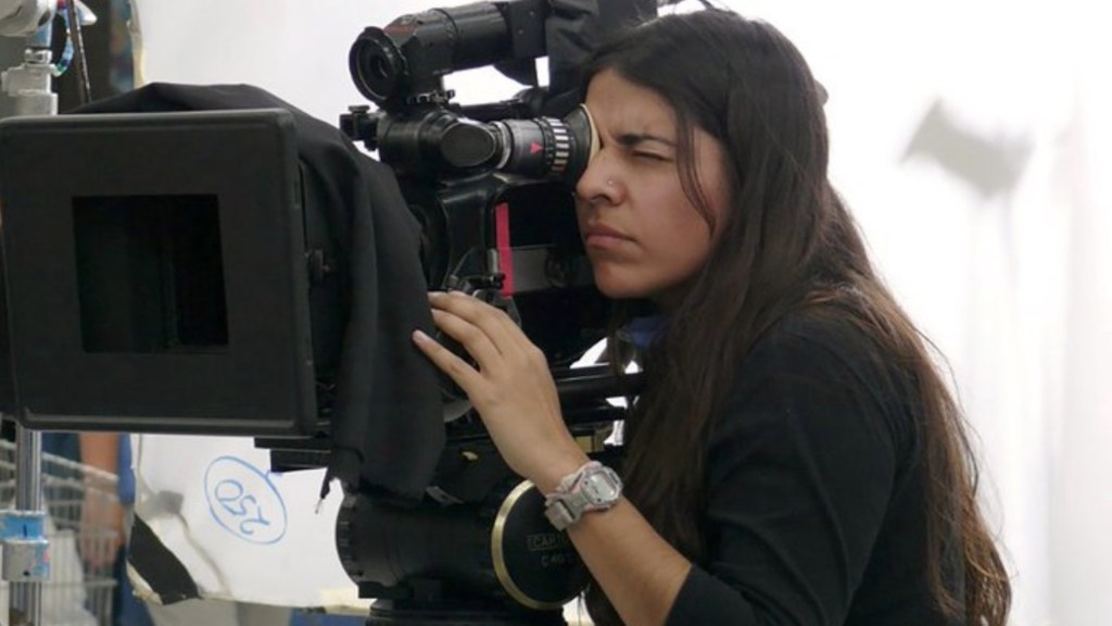 Pamela Albarrán, la directora de Fotografía mexicana que brilla en Cannes - Pamela Albarrán, la directora de Fotografía mexicana que brilla en Cannes. Foto de IMCINE