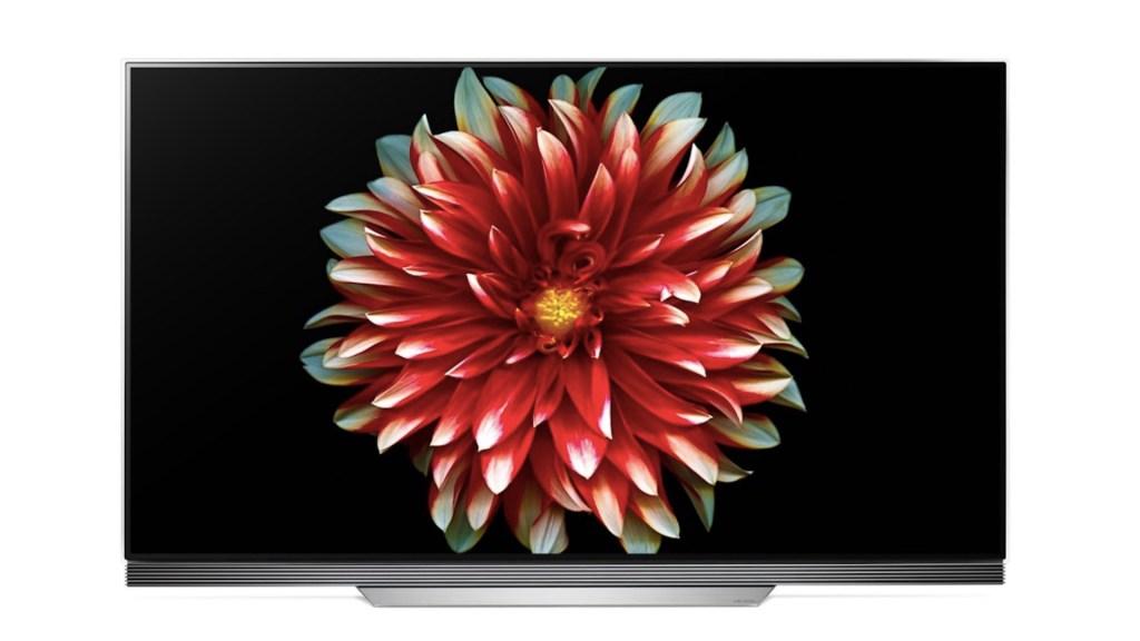 ¿Cine en casa? Esto es posible gracias los televisores LG OLED - Pantalla LG OLED TV 4K 55''. Foto de LG