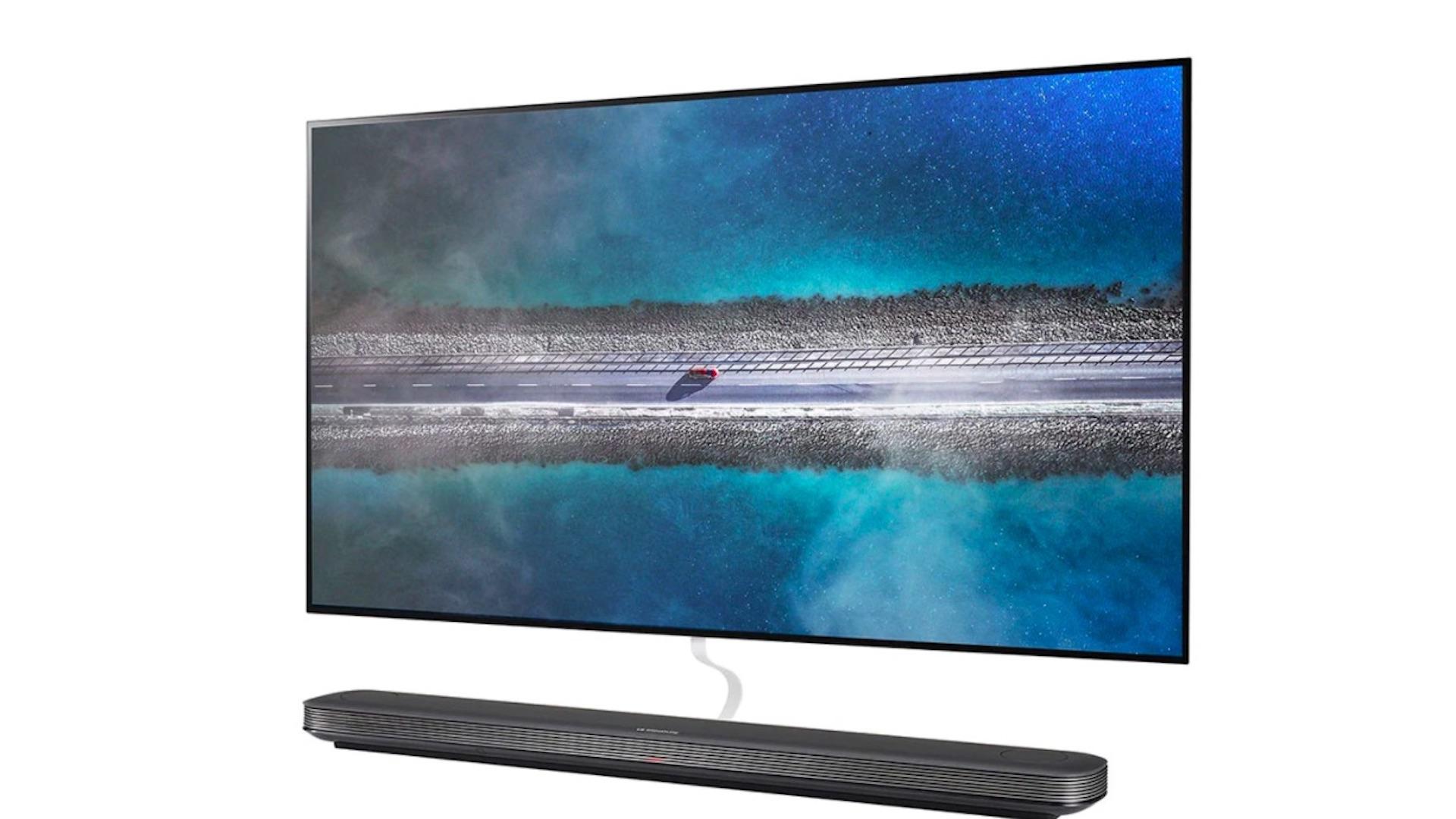 Pantalla LG OLED TV AI ThinQ 4K 77''. Foto de LG