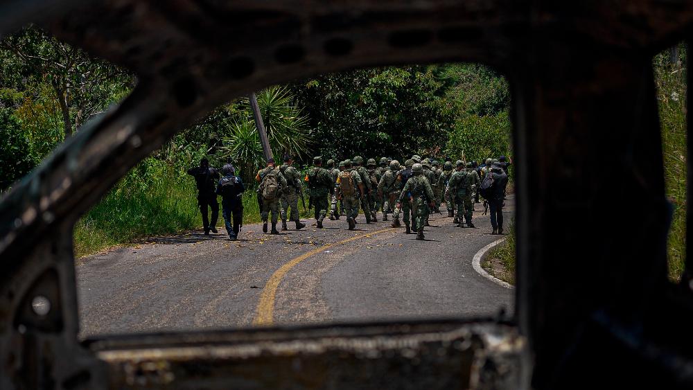 """Chiapas: Asegura AMLO que violencia en Pantelhó """"no afecta gobernabilidad"""" - Pantelhó Chiapas violencia"""