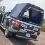 Destituyen a dos policías de Ecatepec por tener sexo en patrulla