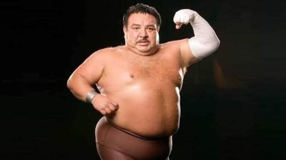 Murió el legendario luchador 'Súper Porky', el 'Brazo de Plata' - Murió el luchador Súper Porky. Foto de El Blog de la Lucha