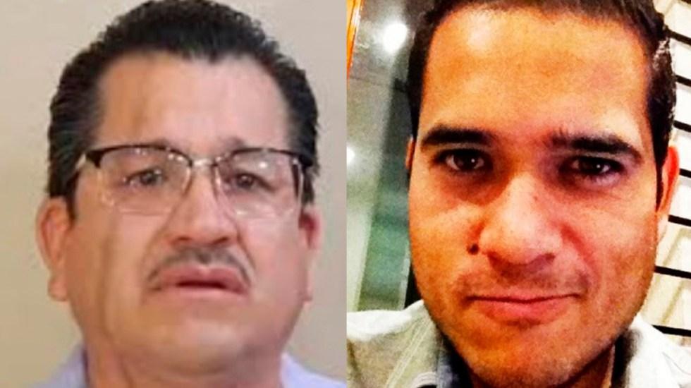 ONU-DH condena asesinato en México de los periodistas Ricardo Domínguez y Abraham Mendoza - Periodistas Ricardo Domínguez y Abraham Mendoza. Foto Especial