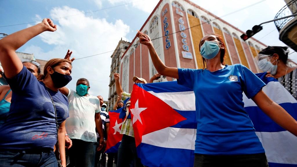 EE.UU. sanciona a autoridades de Cuba por represión de protestas - Cuba