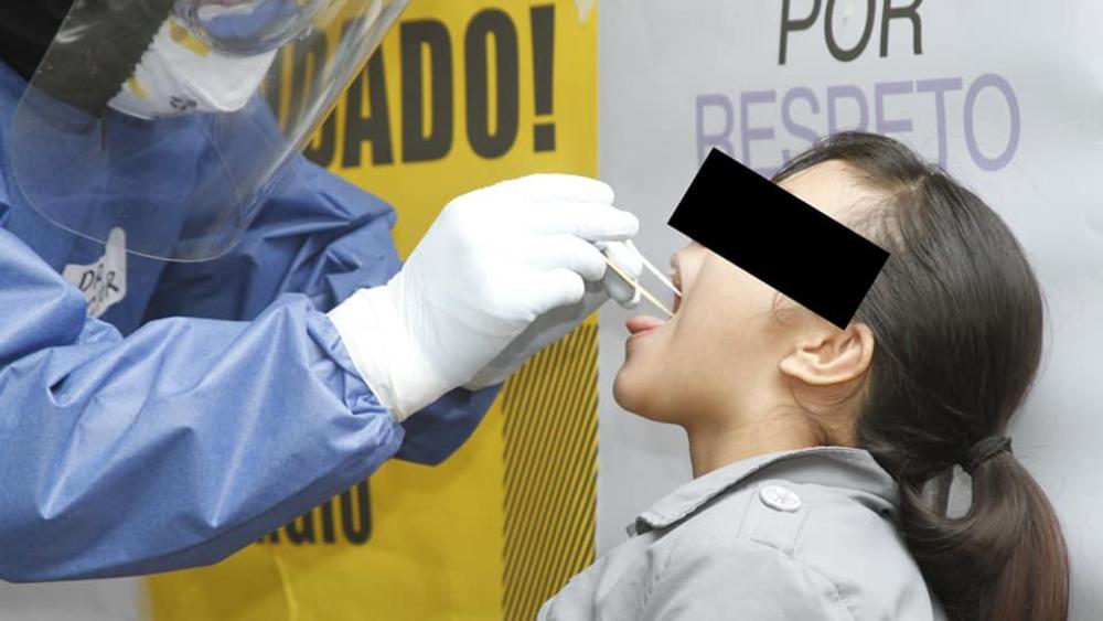 """Afirma AMLO que """"no hay algo grave"""" en casos de niños por COVID-19 - pruebas covid niños CDMX"""