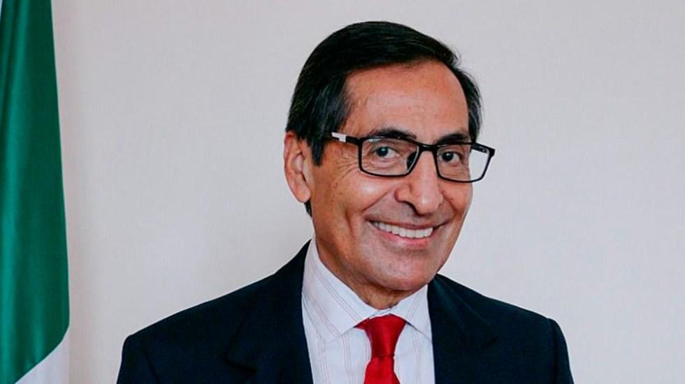 Ramírez de la O asume como nuevo secretario de Hacienda de México - Rogelio Ramírez de la O