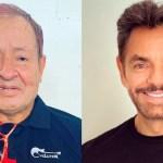 """Eugenio Derbez lamenta muerte de Sammy; """"Era un gran amigo, un alma buena"""", dice"""