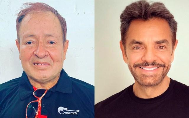 """Eugenio Derbez lamenta muerte de Sammy; """"Era un gran amigo, un alma buena"""", dice - Sammy Pérez y Eugenio Derbez. Foto de @sammyperez_xhderbez y @ederbez"""