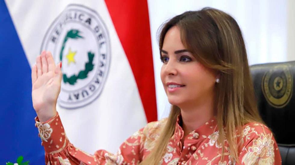 Hallan cuerpo de la hermana de la primera dama de Paraguay en derrumbe de Miami - Silvana López-Moreira. Foto de @SilvanaAbdoOficial