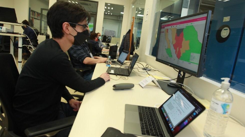 Realiza INE segundo simulacro para conteo rápido de consulta popular - simulacro conteo consulta popular INE