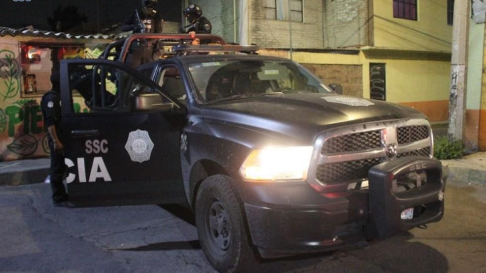Operativo antidrogas en Iztapalapa deja 17 detenidos - SSC Ciudad de México Iztapalapa detenidos droga