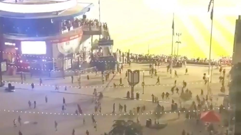 Suspenden partido de béisbol en EE.UU. por tiroteo afuera del estadio - Tiroteo estadio Nationals