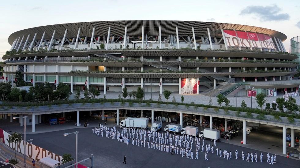 Brote de COVID-19 afecta a rival de la Selección Mexicana en Tokio - Selección Mexicana Tokio 2020 estadio olimpiadas Juegos Olímpicos