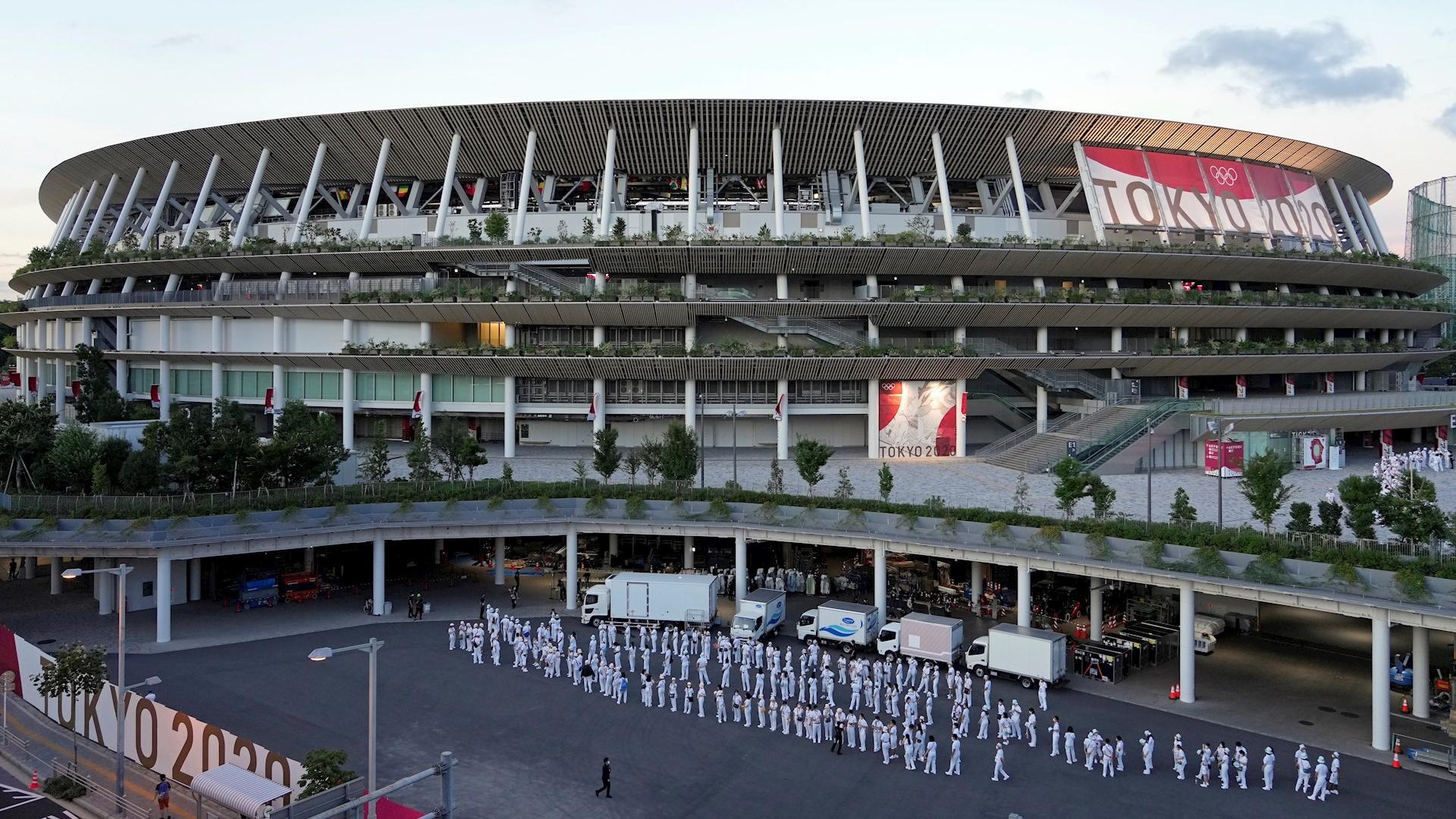 Selección Mexicana Tokio 2020 estadio olimpiadas Juegos Olímpicos