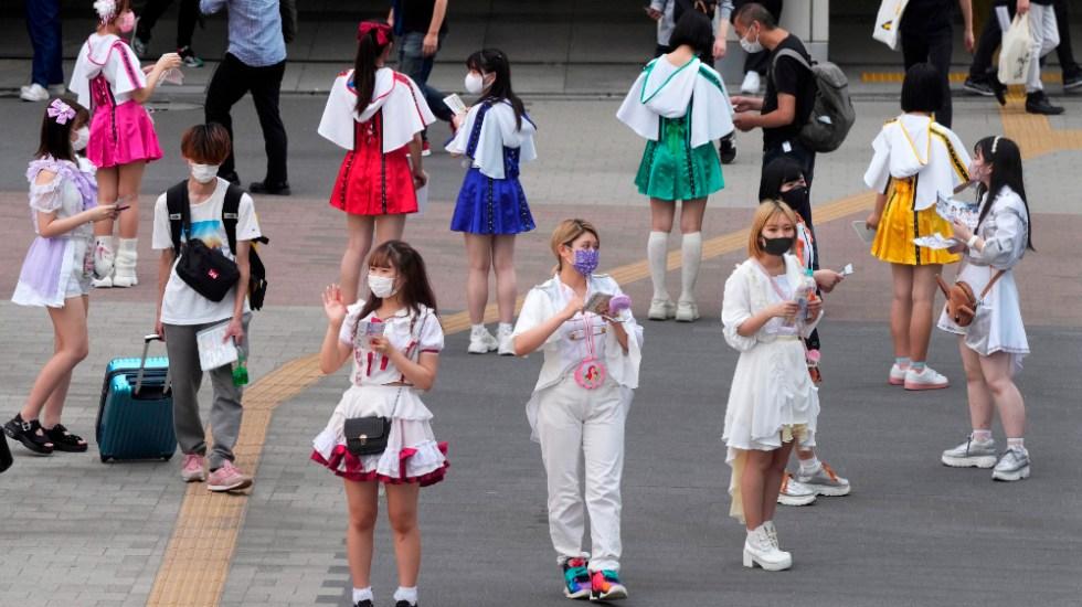 Nuevo récord de contagios en Tokio en mitad de los Juegos Olímpicos - Tokio 2020 Juegos Olímpicos Japón