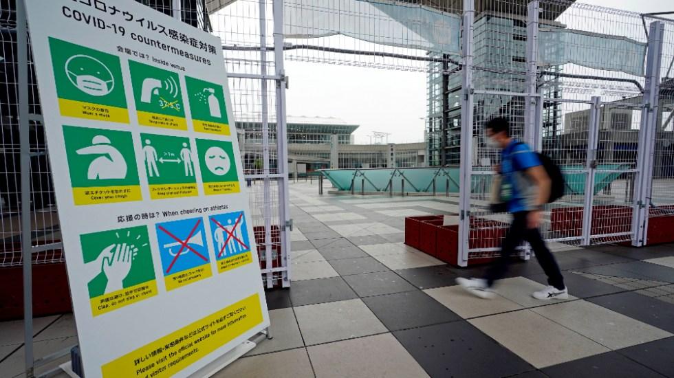 Tokio registra su mayor aumento de contagios desde mayo, a 16 días de JJ.OO. - Tokio Japón covid coronavirus