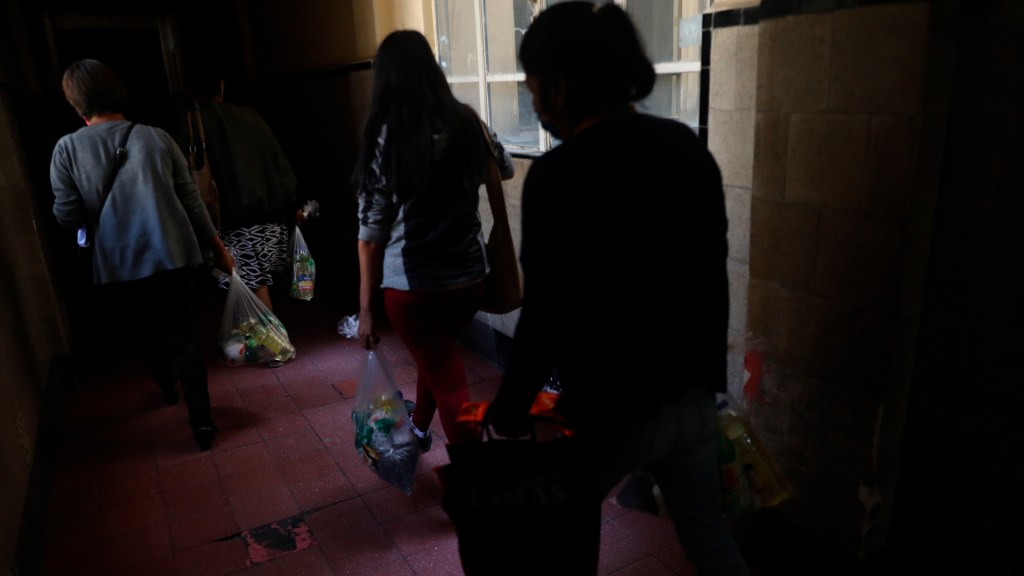 Aumenta 43 por ciento crímenes por trata de personas en México. Foto de EFE