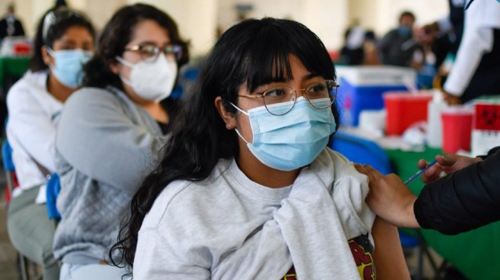 Gobierno de CDMX vacunará a mayores de 18 años en Cuajimalpa la próxima semana - primera dosis vacunación vacuna CDMX 18 a 29 años