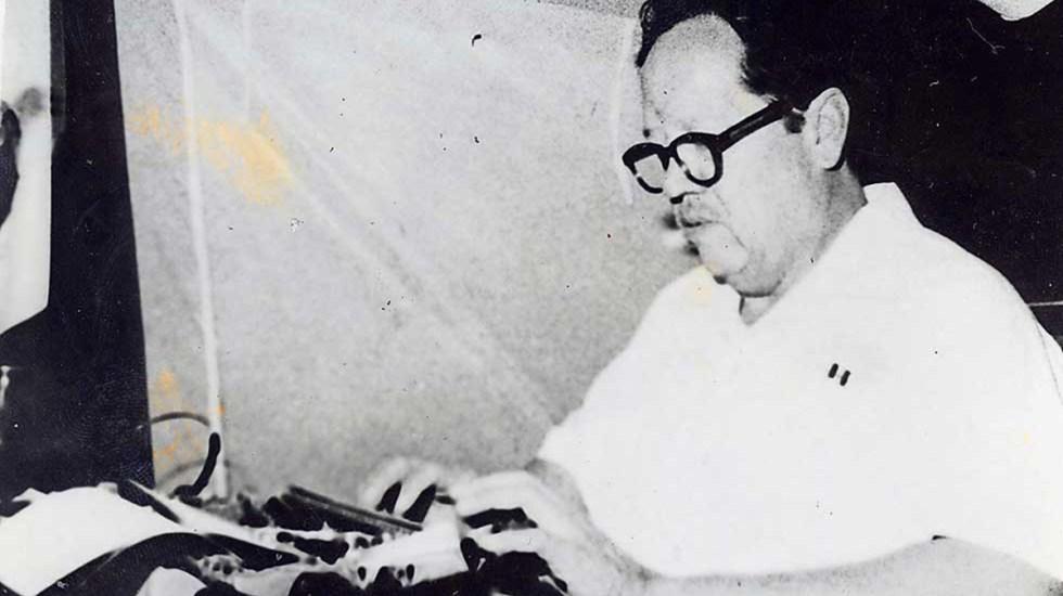 """SIP lamenta """"30 años de impunidad"""" por asesinato del periodista Víctor Manuel Oropeza - Víctor Manuel Oropeza Contreras. Foto de Publicaciones Paso del Norte. S.A. de C.V."""