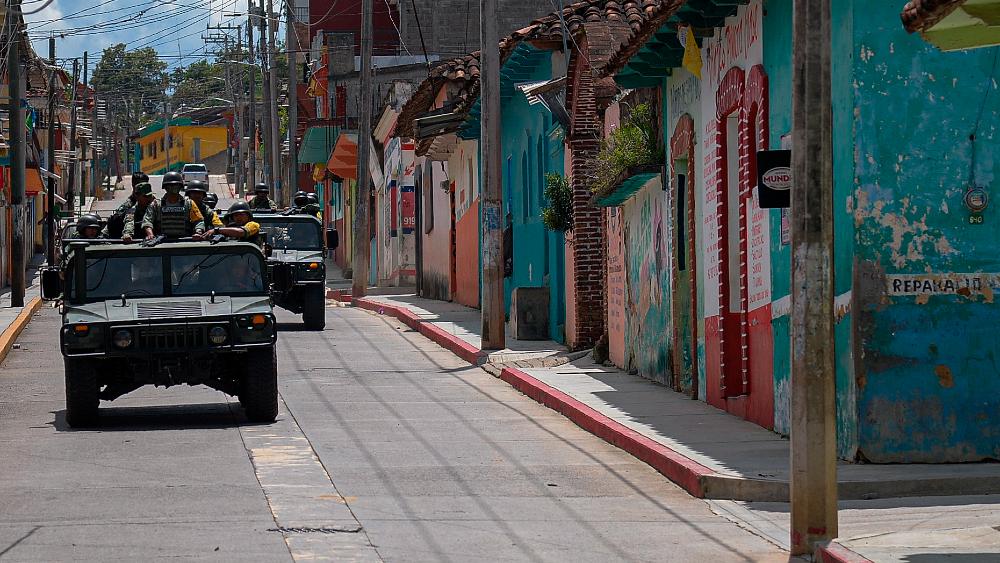En México, el 64.5% de la población de 18 años y más considera que es inseguro vivir en su ciudad: Inegi - Violencia Pantelhó Chiapas gobierno inseguro