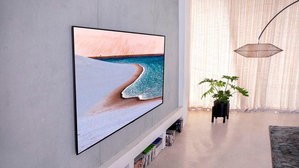 La magia de los colores en la televisión - LG OLED