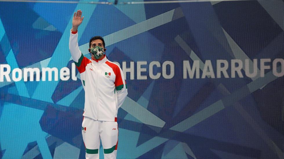 Rommel Pacheco no logra medalla y se despide de Juegos Olímpicos entre aplausos - rommel pacheco