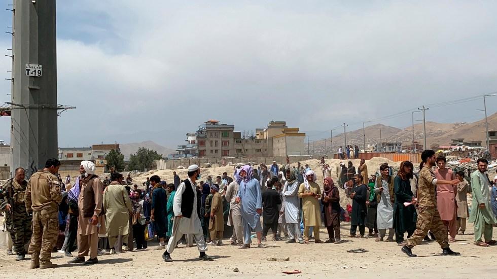 EE.UU. asegura que no había nada que indicara el rápido colapso del Gobierno de Afganistán - Afganistán tras toma de los talibanes