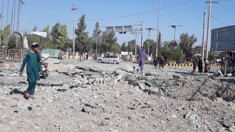 Talibanes declaran la victoria y el fin de la guerra en Afganistán - Afganistán talibanes