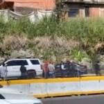 Fiscal de Morelos sufre atentado sobre la México-Acapulco; hay dos detenidos