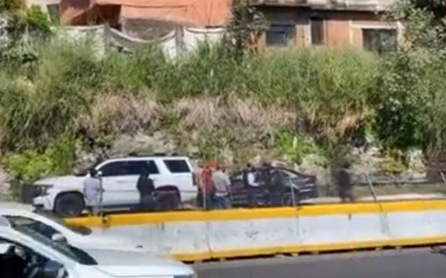 Agreden al fiscal de Morelos en la autopista México-Acapulco; entrevista con Uriel Carmona - Agresión fiscal Morelos México estados México Acapulco