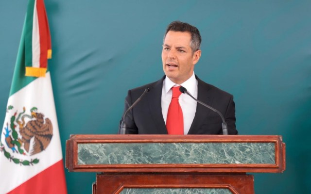 Alejandro Murat, a favor de una reforma electoral para modernizar la democracia - Alejandro Murat gobernador Oaxaca