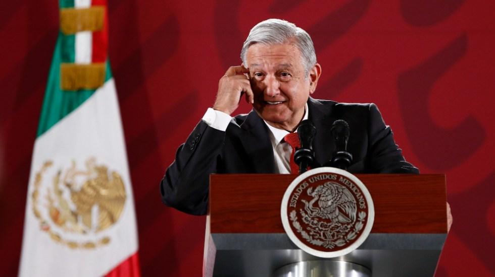 López Obrador asegura que el franquismo está retoñando en España - AMLO López Obrador conferencia