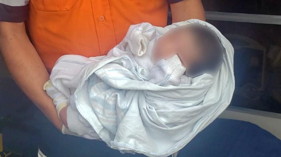 Localizan a bebé robada del Hospital General de Occidente de Jalisco - Bebé robada en Jalisco