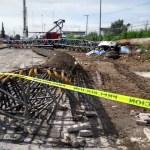 Caída de grúa en Ecatepec mata a cinco hombres en su primer día de trabajo