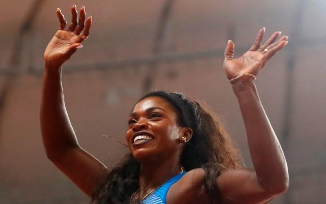 Colombiana Caterine Ibargüen anuncia su retiro del atletismo - Caterine Ibargüen