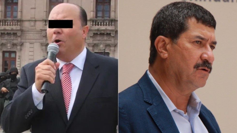 César Duarte demanda a Javier Corral por presunto daño moral - César Duarte y Javier Corral