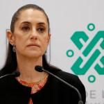 """Sheinbaum considera """"un exceso"""" acusación de FGR contra científicos - Claudia Sheinbaum"""