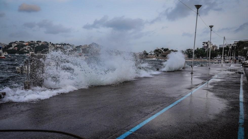 México mantiene vigilancia al desarrollo de dos tormentas tropicales - México mantiene vigilancia al desarrollo de dos tormentas tropicales. Foto de EFE