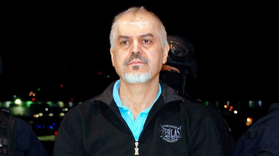 Estados Unidos libera al narcotraficante mexicano Eduardo Arellano Félix - Eduardo Arellano Félix