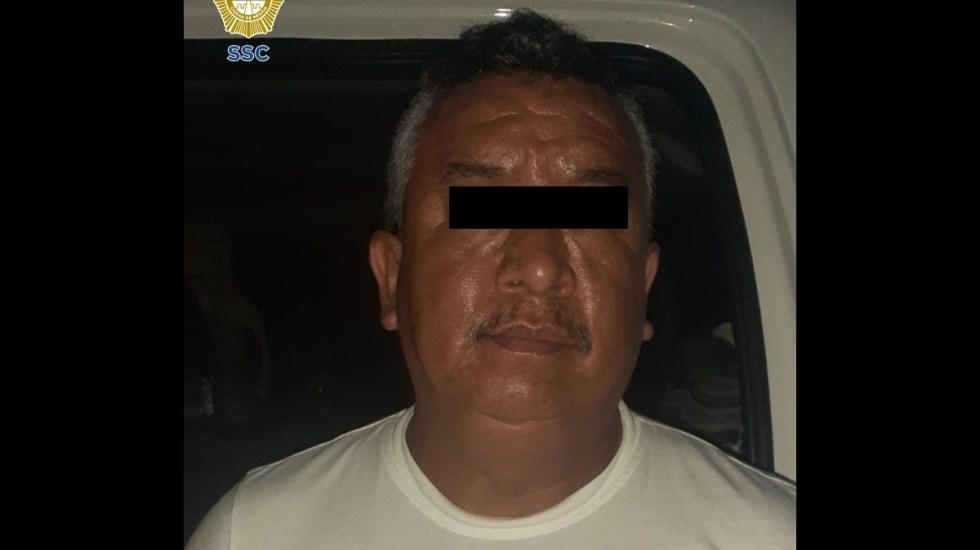 Detienen a 'Don Goyo', presunto nuevo líder del Cártel de Tláhuac - Don Goyo Tláhuac Cártel líder Gregorio Sandoval
