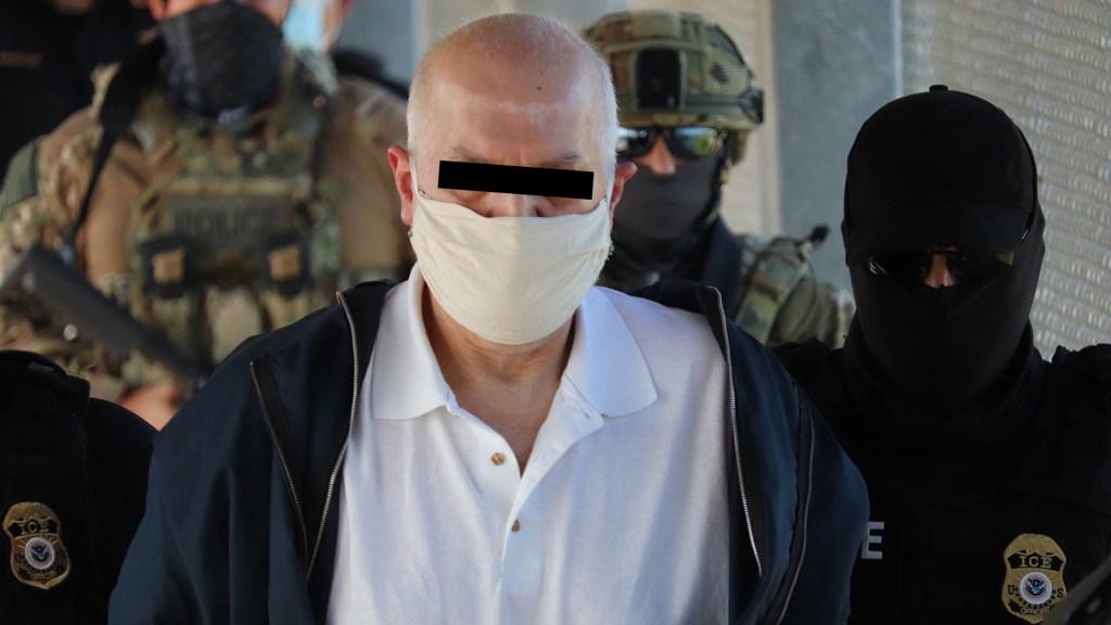 Dan prisión preventiva al narcotraficante Eduardo Arellano Félix - Eduardo Arellano Félix FGR Mexico entrega 2