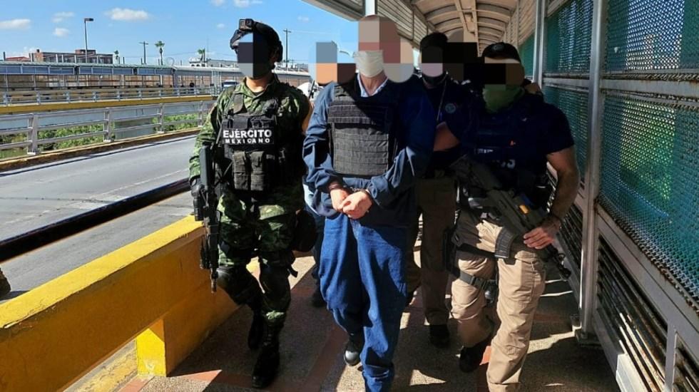Entregan a México a Eduardo Arellano Félix - Eduardo Arellano Félix FGR México