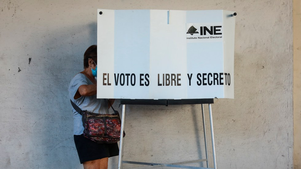 INE aprueba paridad de género en elecciones a gubernaturas de 2022 - Ejercicio de elección organizado por el INE