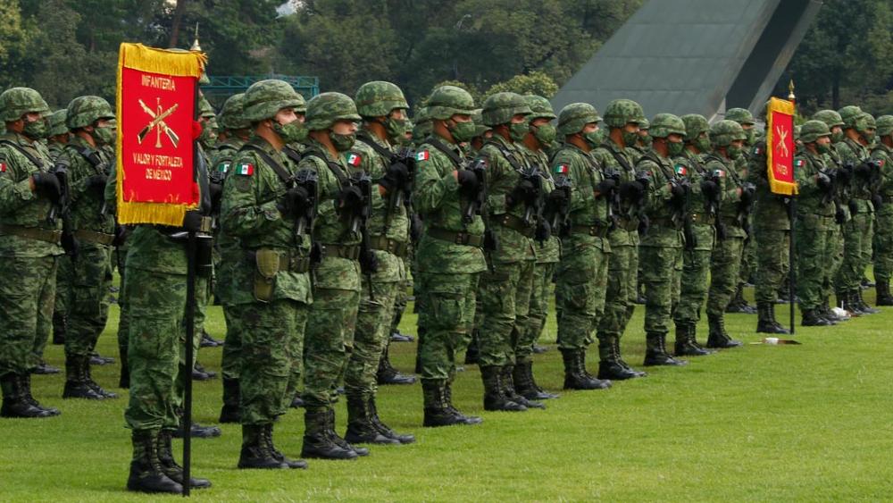 """Ejército mexicano tiene como objetivo """"detener toda la migración"""" - Ejército mexicano Sedena migración"""