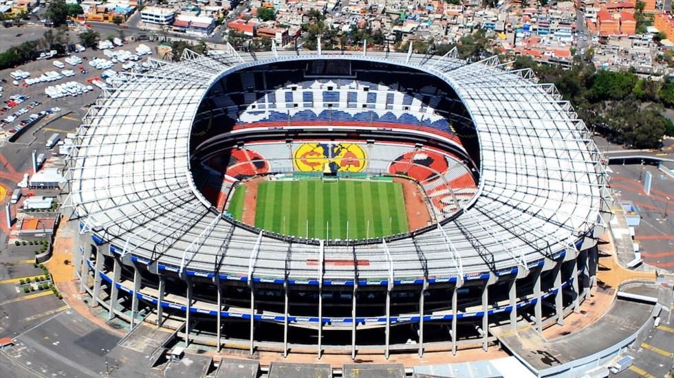 México sorteará un palco en el Estadio Azteca por 250 pesos - México sorteará un palco en el Estadio Azteca por 250 pesos. Foto de EFE