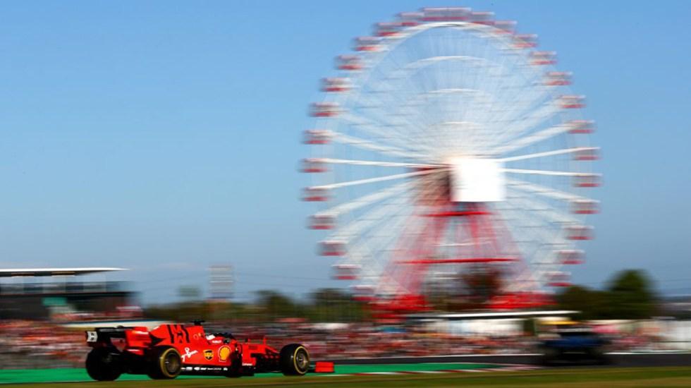 Cancelan el Gran Premio de Japón de F1 por segundo año por COVID-19 - GP de Japón