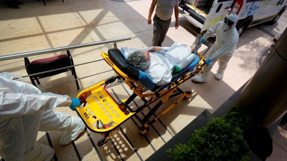 México abre su tercera semana epidemiológica con reducción de casos de COVID-19: López-Gatell - Guadalajara Jalisco México covid coronavirus