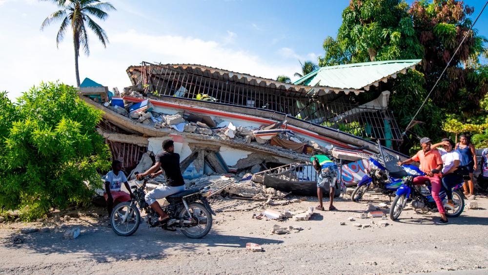 SRE confirma que no hay mexicanos afectados por terremoto en Haití - Haití terremoto sismo SRE
