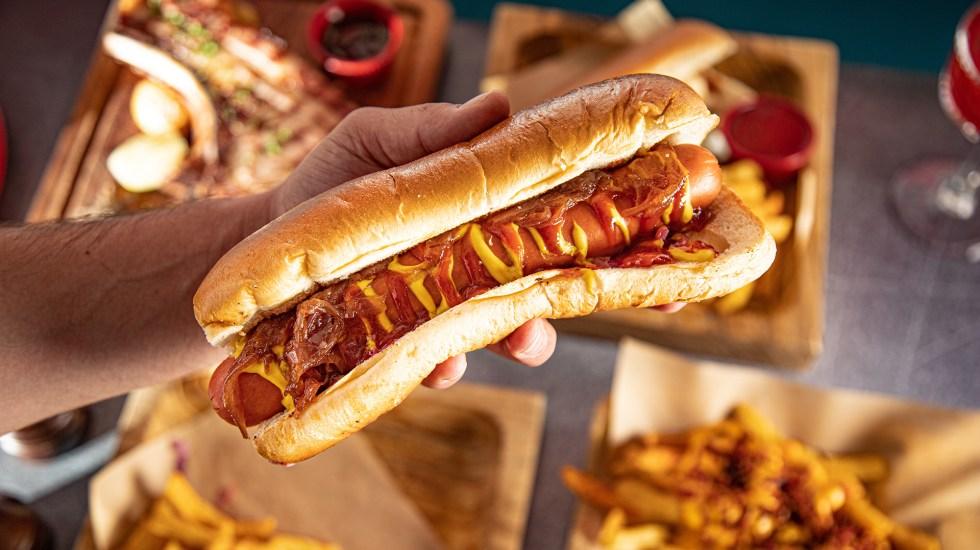 Comer este alimento quita 36 minutos de vida, según estudio - Hot dog