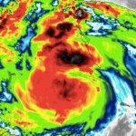 Grace se degrada a Tormenta Tropical; se acerca a Cuatitlán Izcalli y Ciudad de México